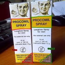 perbedaan procomil spray asli dan palsu